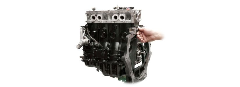 Bild Motoreninstandsetzung Abbildung Motor