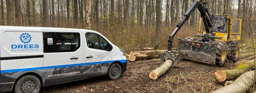 Bild Service vor Ort Landmaschine